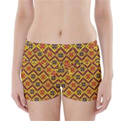 Folklore Boyleg Bikini Wrap Bottoms
