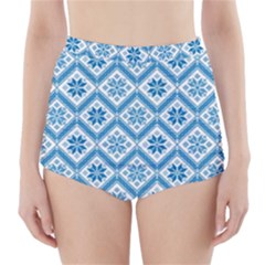 Folklore High-Waisted Bikini Bottoms