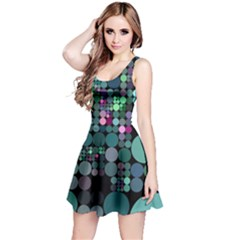Color Party 03 Reversible Sleeveless Dress