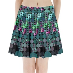 Color Party 03 Pleated Mini Skirt