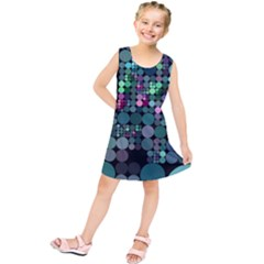 Color Party 03 Kids  Tunic Dress