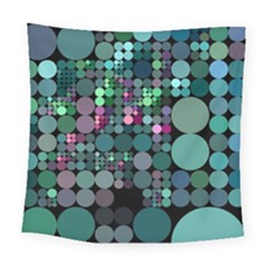 Color Party 03 Square Tapestry (large)