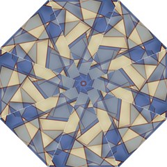 Blue And Tan Triangles Intertwine Together To Create An Abstract Background Golf Umbrellas