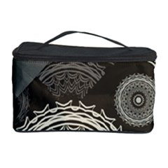 Abstract Mandala Background Pattern Cosmetic Storage Case