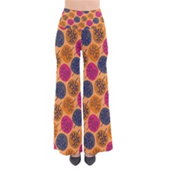 Colorful Trees Background Pattern Pants