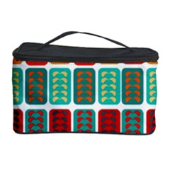Bricks Abstract Seamless Pattern Cosmetic Storage Case
