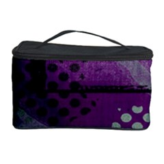 Evil Moon Dark Background With An Abstract Moonlit Landscape Cosmetic Storage Case