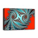 Digital Fractal Pattern Deluxe Canvas 18  x 12   View1