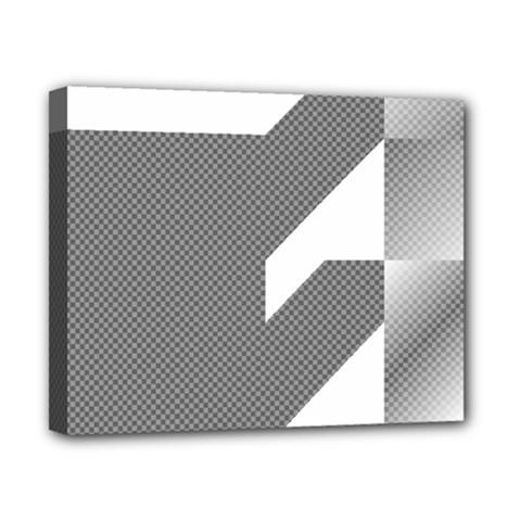 Gradient Base Canvas 10  X 8