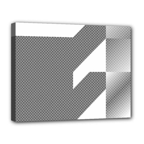 Gradient Base Canvas 14  X 11