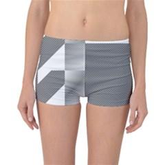 Gradient Base Reversible Bikini Bottoms
