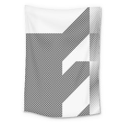 Gradient Base Large Tapestry