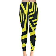 Pattern Abstract Leggings