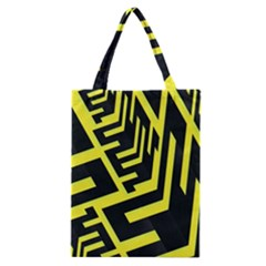 Pattern Abstract Classic Tote Bag