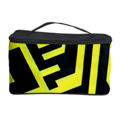 Pattern Abstract Cosmetic Storage Case