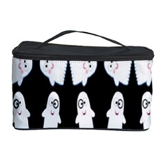 Cute Ghost Pattern Cosmetic Storage Case