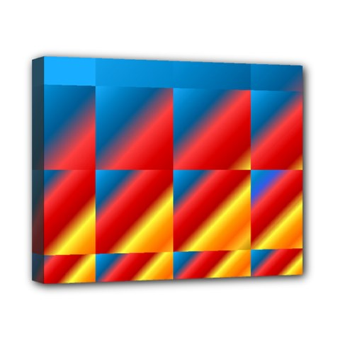 Gradient Map Filter Pack Table Canvas 10  x 8