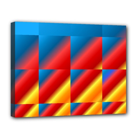 Gradient Map Filter Pack Table Canvas 14  x 11