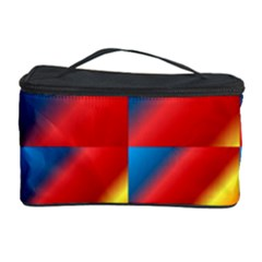 Gradient Map Filter Pack Table Cosmetic Storage Case
