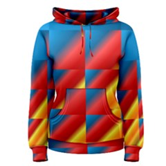 Gradient Map Filter Pack Table Women s Pullover Hoodie