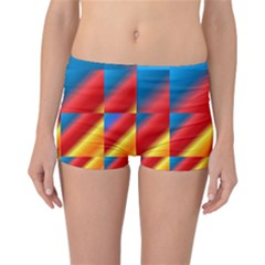 Gradient Map Filter Pack Table Reversible Bikini Bottoms