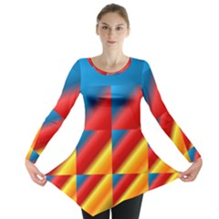 Gradient Map Filter Pack Table Long Sleeve Tunic