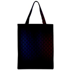 Hexagon Colorful Pattern Gradient Honeycombs Classic Tote Bag