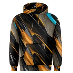 Abstract 3d Men s Pullover Hoodie