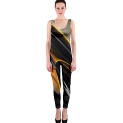 Abstract 3d OnePiece Catsuit