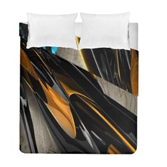Abstract 3d Duvet Cover Double Side (full/ Double Size)