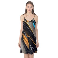 Abstract 3d Camis Nightgown