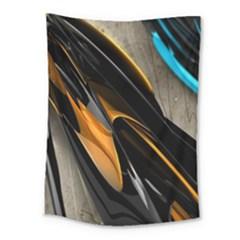 Abstract 3d Medium Tapestry