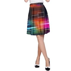 Abstract Binary A-Line Skirt