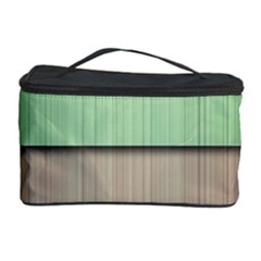 Lines Stripes Texture Colorful Cosmetic Storage Case