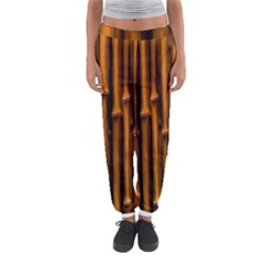 Abstract Bamboo Women s Jogger Sweatpants