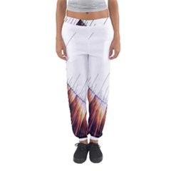 Abstract Lines Women s Jogger Sweatpants
