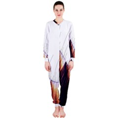Abstract Lines OnePiece Jumpsuit (Ladies)