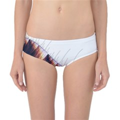 Abstract Lines Classic Bikini Bottoms