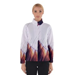 Abstract Lines Winterwear