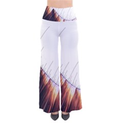 Abstract Lines Pants