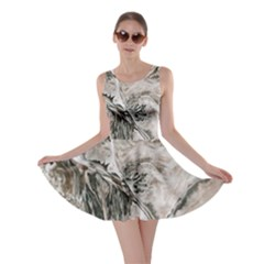 Earth Landscape Aerial View Nature Skater Dress