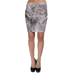 Earth Landscape Aerial View Nature Bodycon Skirt