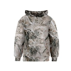 Earth Landscape Aerial View Nature Kids  Pullover Hoodie