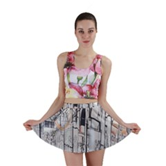 Cityscapes England London Europe United Kingdom Artwork Drawings Traditional Art Mini Skirt