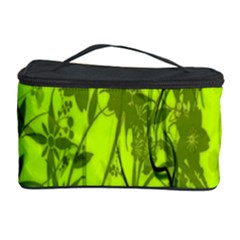 Concept Art Spider Digital Art Green Cosmetic Storage Case