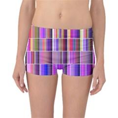 Plasma Gradient Gradation Boyleg Bikini Bottoms