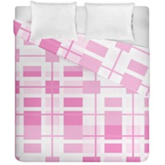 Pattern Duvet Cover Double Side (california King Size)