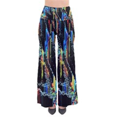 Abstract 3d Blender Colorful Pants