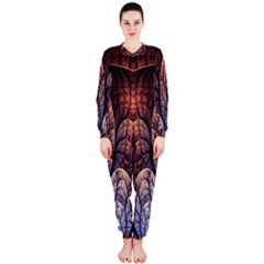 Abstract Fractal OnePiece Jumpsuit (Ladies)