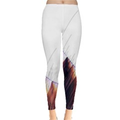 Abstract Lines Leggings